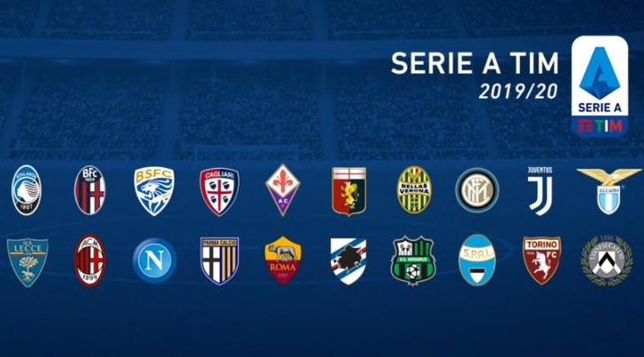 E' nata la nuova Serie A 2019/20.