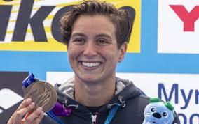 Rachele Bruni conquista un bronzo nella 10 km femminile