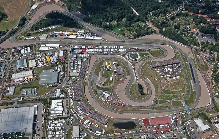 MotoGP - Gli orari in TV di Sky e TV8 del GP di Germania