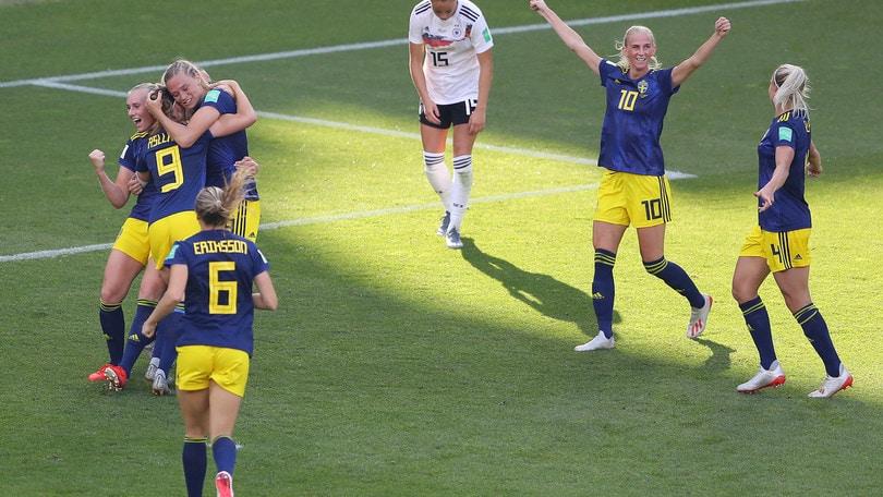 La Svezia si è classificata come terza forza della Coppa del Mondo
