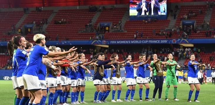 Calendario 2019 calcio femminile