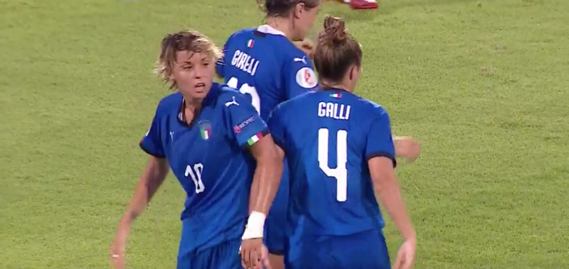 Euro 2021 _Israele-Italia