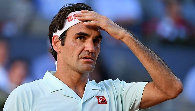 Roger Federer si trova in un momento cruciale della sua carriera