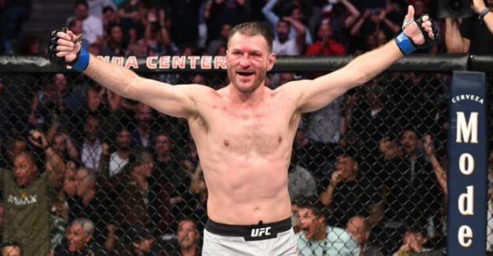L'UFC 241 decreta il nuovo campione dei pesi massimi Stipe Miocic