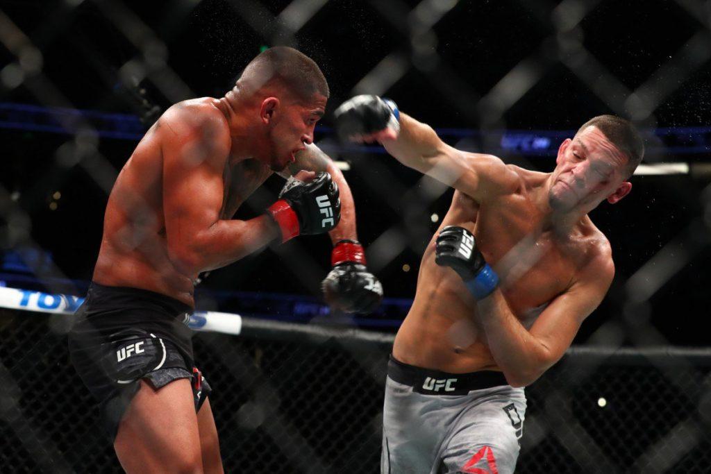 UFC 241 - Nate Diaz sconfigge Anthony Pettis non allentando mai la pressione dimostrando di non aver perso la stoffa