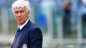 Gasperini, allenatore dell'Atalanta