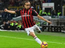 Laxalt gioca con il Milan e con la Nazionale uruguaiana