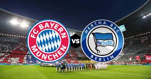 Il Bayern Monaco sfida l'Herta Berlino nella prima gara della Bundesliga 2019/2020