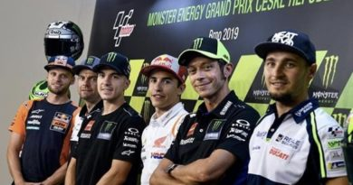 MotoGP Brno - Le dichiarazioni dei piloti