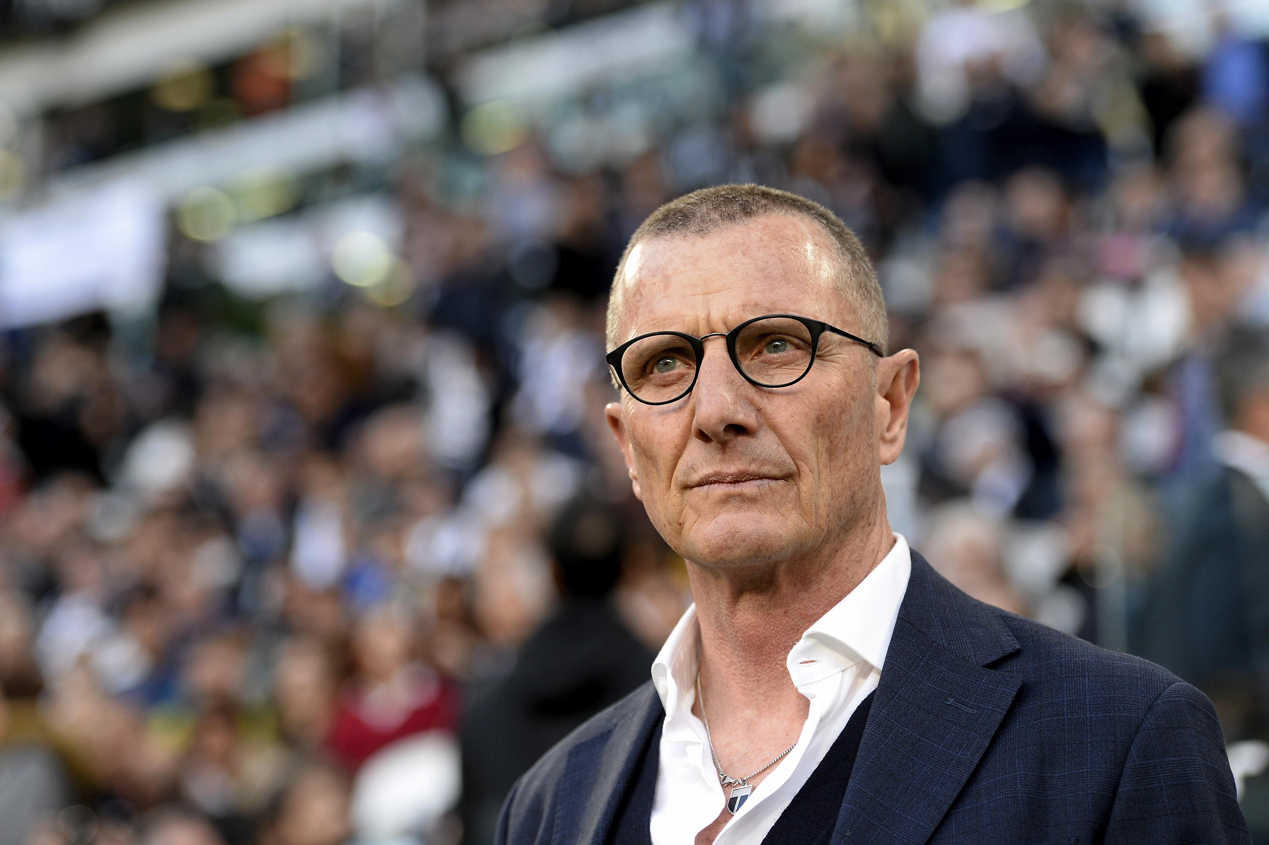 Andreazzoli, allenatore del Genoa