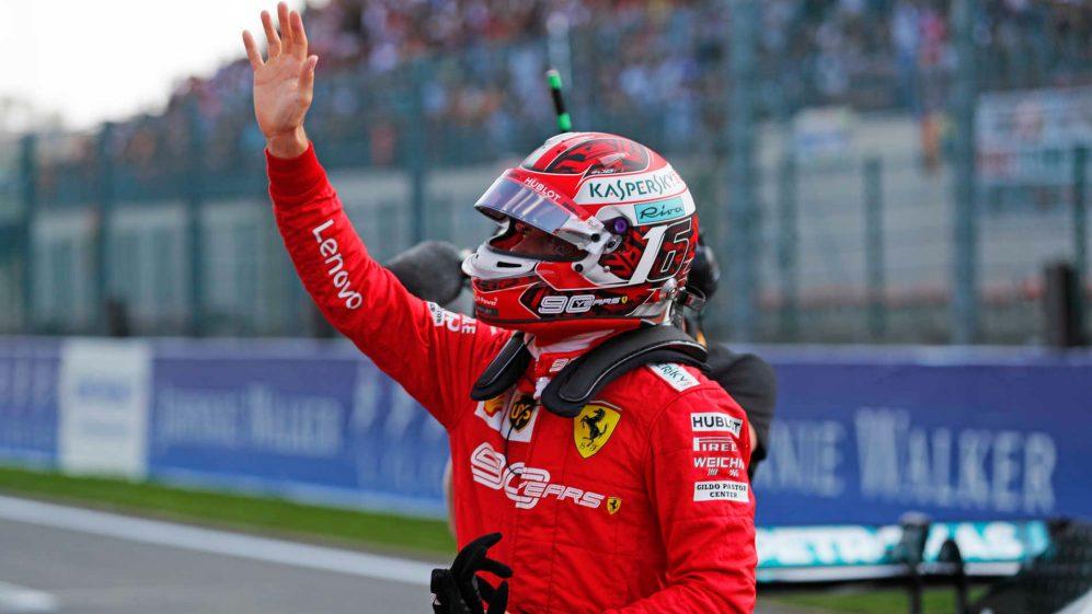 Leclerc e Vettel regalano la prima fila alla Ferrari!