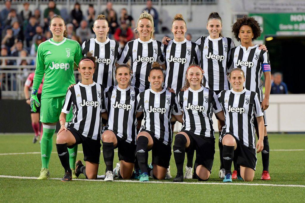 Serie A Vola La Juventus Women Bonfantini Prende Per Mano La As Roma Periodicodaily Sport