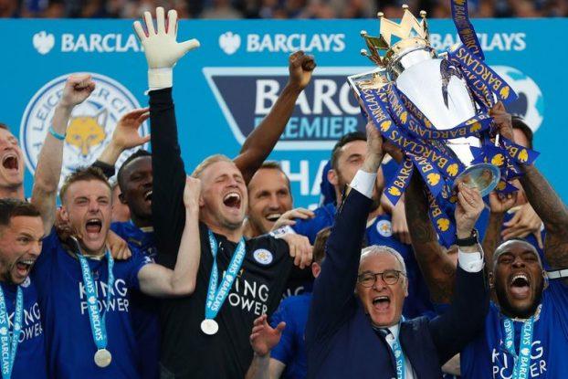 Nella stagione 2015-2016, il Leicester City diventa campione d'Inghilterra