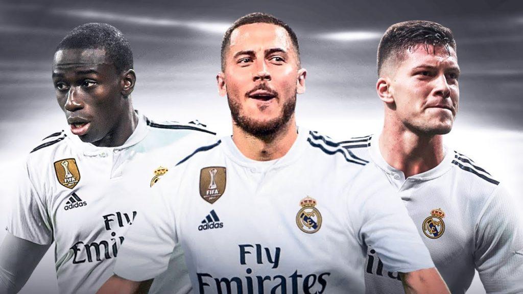 Il Real Madrid ha speso molto in questo mercato. Sono arrivati nella capitale Hazard, Mendy, Jovic e Militao.