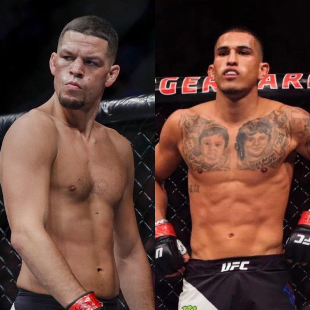 UFC 241 vede l'incontro tra due favoriti del pubblico Nate Diaz e Anthony Pettis
