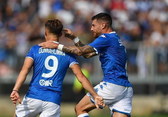Brescia - Hellas Verona, Brescia Alfredo Donnarumma