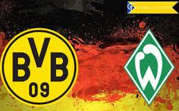 Borussia Dortmund-Werder Brema; 6a giornata di Bundesliga
