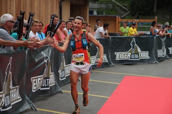 Franco Collé, due volte vincitore del Tor des Géants, quest'anno si è dovuto ritirare durante la gara.