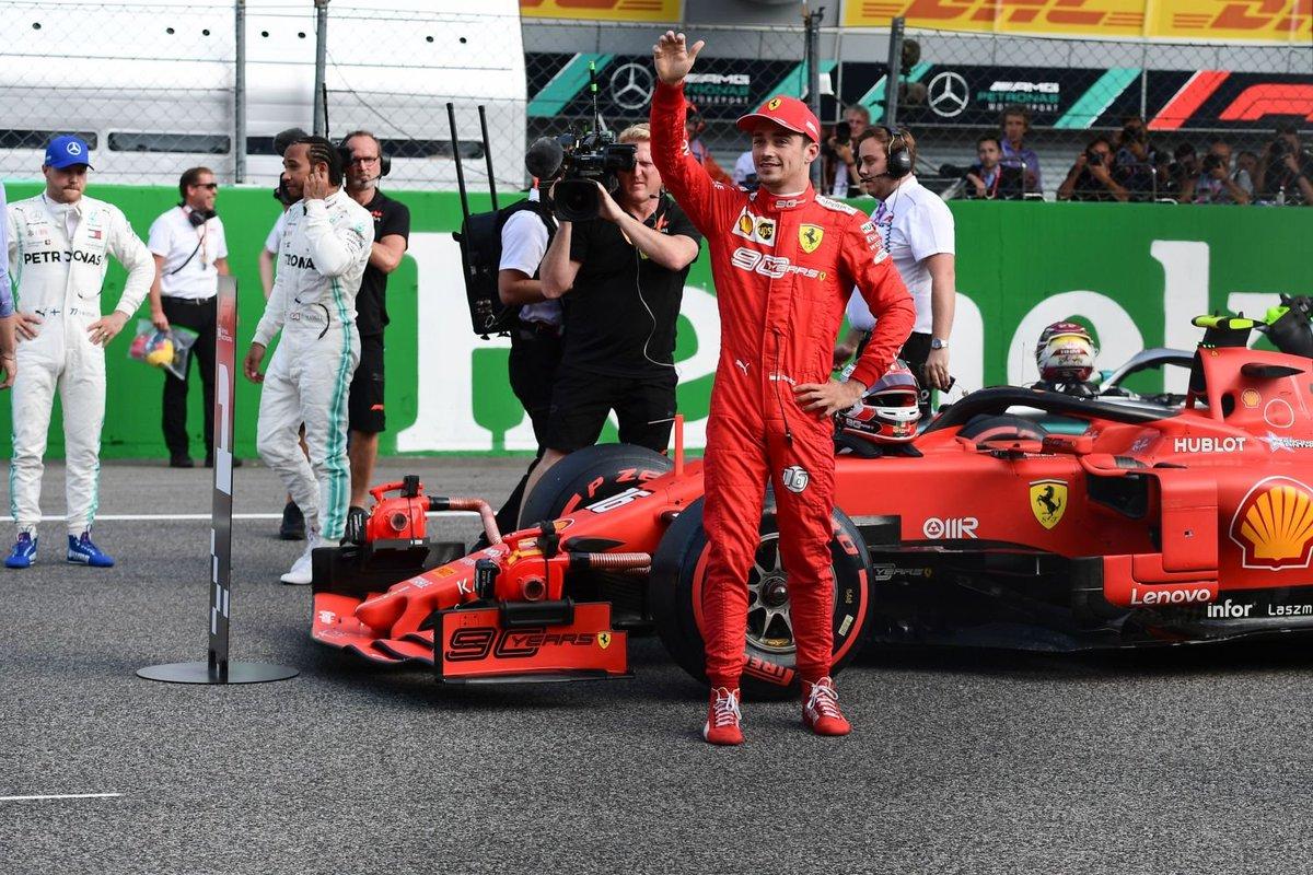 GP Monza - Leclerc ancora in pole, ma quante polemiche!