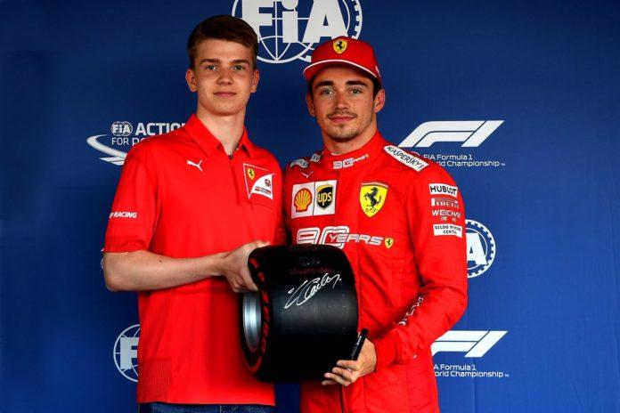 GP Russia | Leclerc ancora in pole! Ma Hamilton è subito dietro