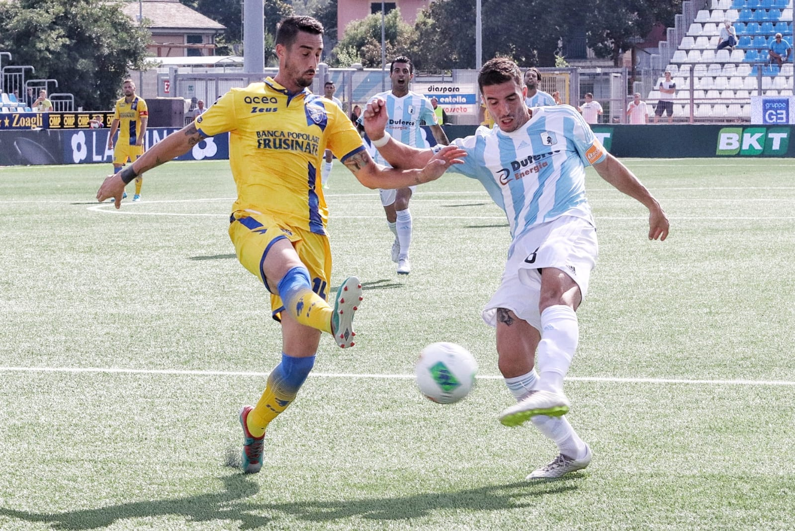 Entella-Frosinone