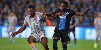 Pareggio tra Brugge e Galatasaray