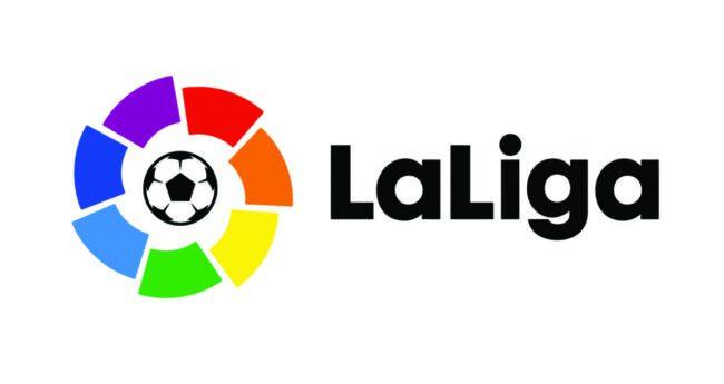 Il logo de LaLiga.