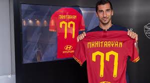 Mkhitaryan, il neo acquisto della Roma, con la nazionale armena è apparso in gran spolvero e vuole esordire col botto in Serie A.