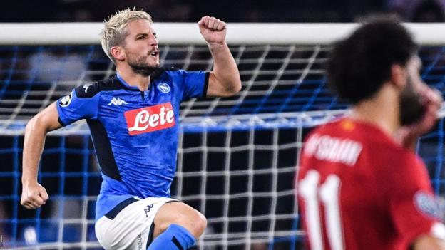 Napoli Show, battuto il Liverpool 2 a 0