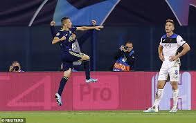 Orsic devastante all'andata con una tripletta nel 4-0 finale per la sua Dinamo; pronostico di Atalanta-Dinamo Zagabria.
