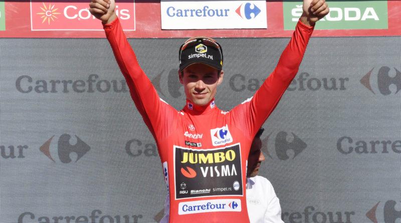 Vuelta a Espana 2019: l'ultima è di Jakobsen, Roglic vince la Vuelta