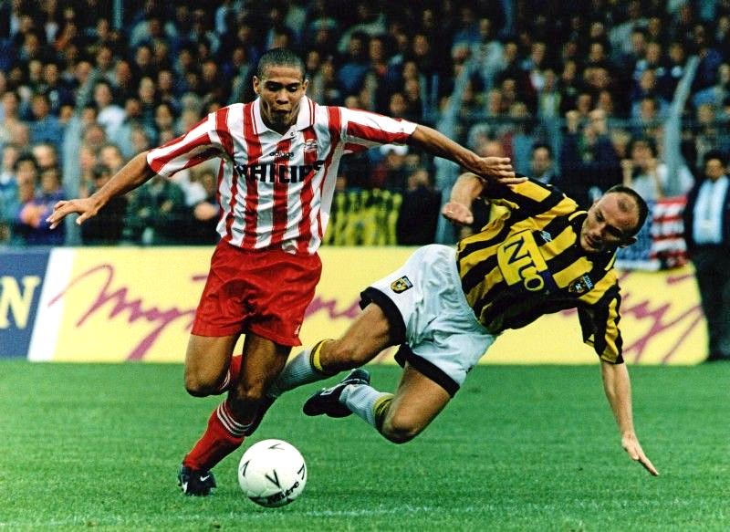 Luis Nazario de Lima - Ronaldo al PSV