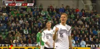 Nord Irlanda-Germania (Qualificazioni Euro 2021)