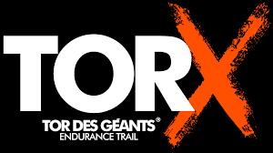 ll logo del Tor des Géants per la decima edizione della corsa