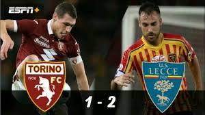 Torino-Lecce 1-2
