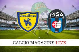 Chievo-Pisa si giocherà domani alle 18.00