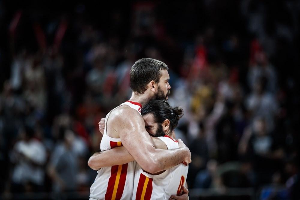 La Spagna raggiunge la Finale!