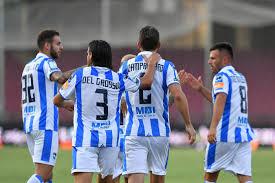 Il Pescara vince contro il Pordenone