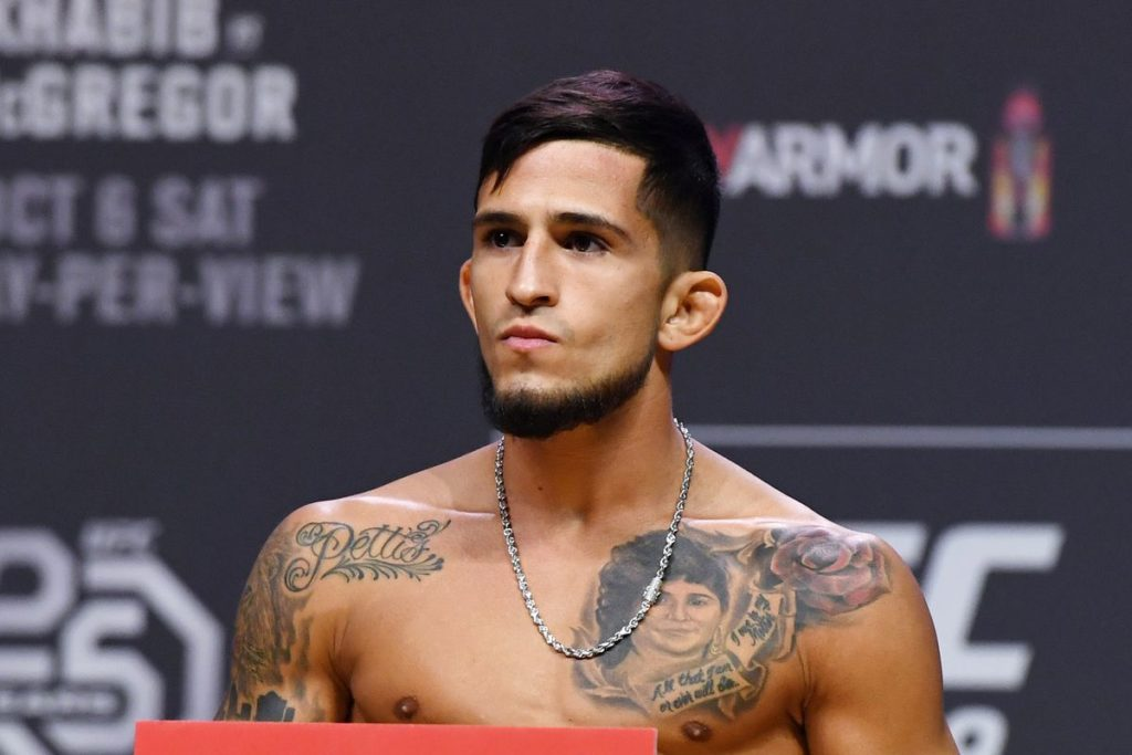 UFC Fight Night 159 - Sergio Pettis