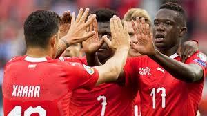La Svizzera batte 4-0 Gibilterra e si mantiene al terzo posto nel gruppo