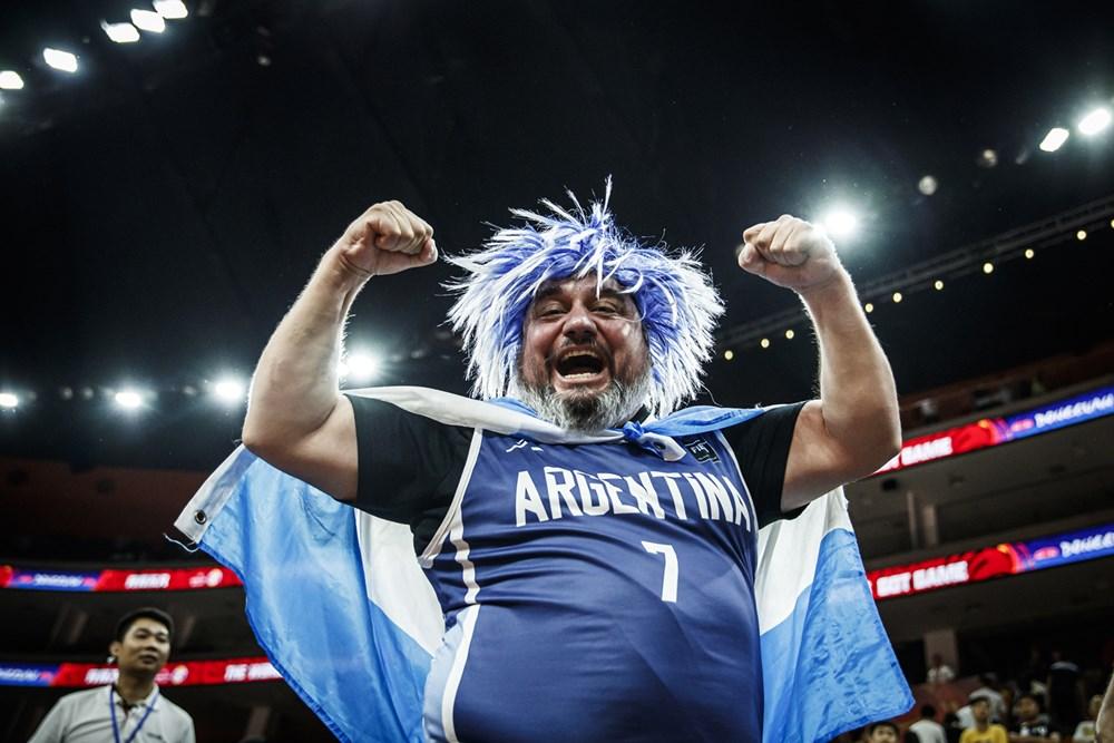 una fantastica partita per l'Argentina
