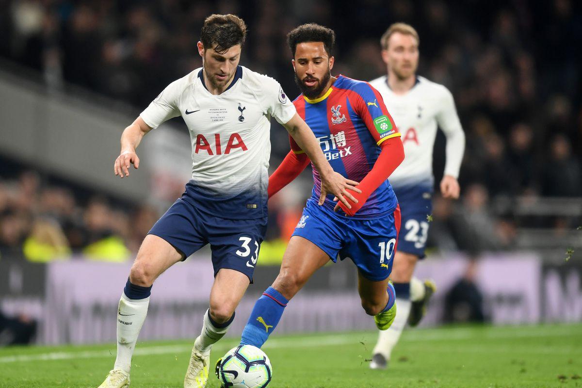 Vittoria del Tottenham: schiantato il Palace