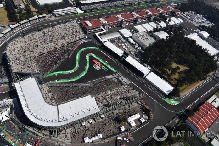 F1   GP del Messico - Anteprima ed orari in tv