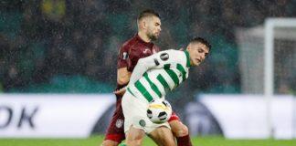 Europa League, il Celtic batte il Cluj per 2-0