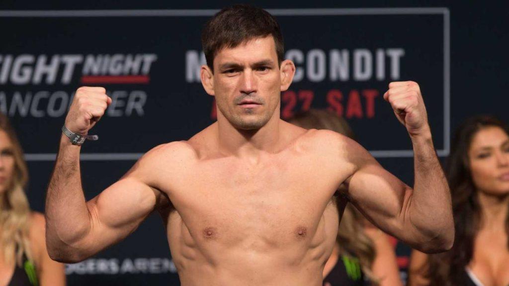 UFC Fight Night 170 - Demian Maia
