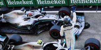 GP Suzuka | Bottas vince e la Mercedes è campione del mondo!