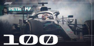 GP Messico | La Mercedes fa 100! Hamilton ad un passo dal titolo