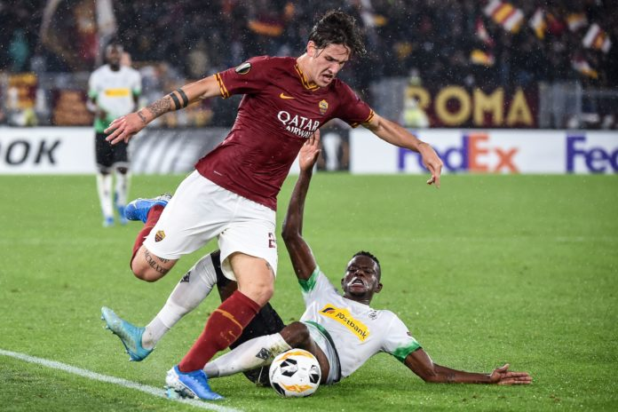 Roma-Borussia Monchengladbach Highlights