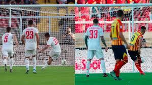 I rigori di Dybala e Mancosu hanno fissato il punteggio di Lecce-Juventus sull'1-1.