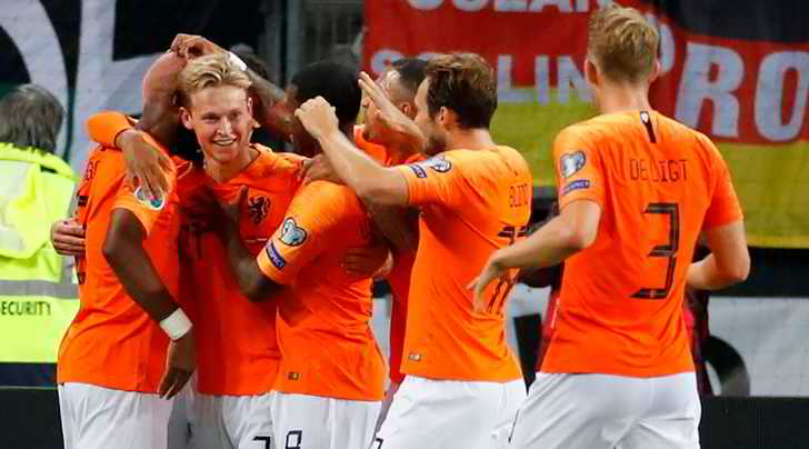 Olanda-Polonia 1-0